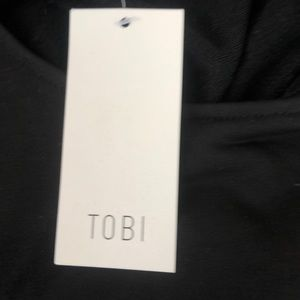 Tobi Dresses - Black Tobi long sleeve dress